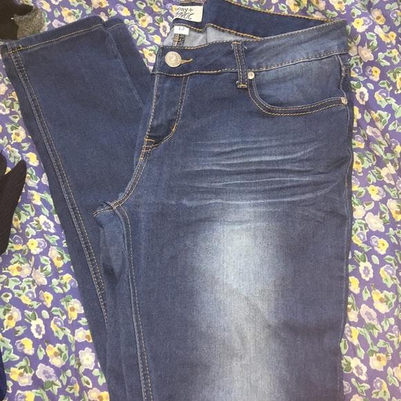 harmony Pants - Juniors size 13 skinny jeans